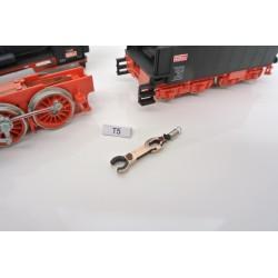 T5/HO, Coupling for locomotive HO PIKO BR38, 1pcs / non-original