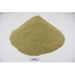 Schotter gelb, Staub, 0-0,3mm, 250ml (ST6)