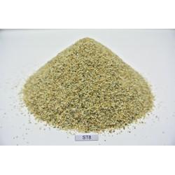 Schotter gelb, 0,5-1,0mm, fein, 250ml,ST8