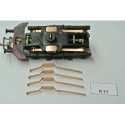 TT Kontakte K11 für MY,M61,R204,BR130 BTTB,nicht original,4St