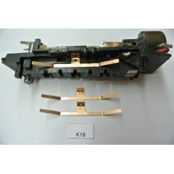 K18/TT-Kontakte K18 für BR35 BTTB.nicht original,2Stück