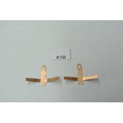Kontakte K1B für BR81,BR92,ZEUKE/ BTTB,TT,nicht original,2St