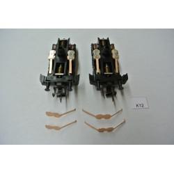TT Kontakte K12 für V180,V200,BR221,BR118,TT,BTTB,ZEUKE,nicht original,4 St