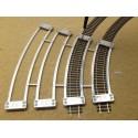 for flex-track PIKO (HO)